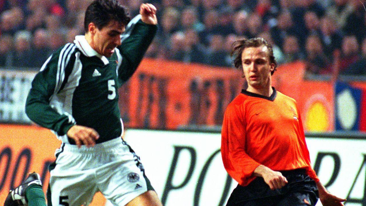 Niederlande – Deutschland 2:1 (2000, Freundschaftsspiel)