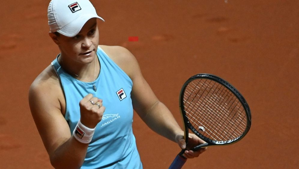 Stuttgart: Ashleigh Barty zieht ins Halbfinale ein - Bildquelle: AFPSIDMarijan Murat