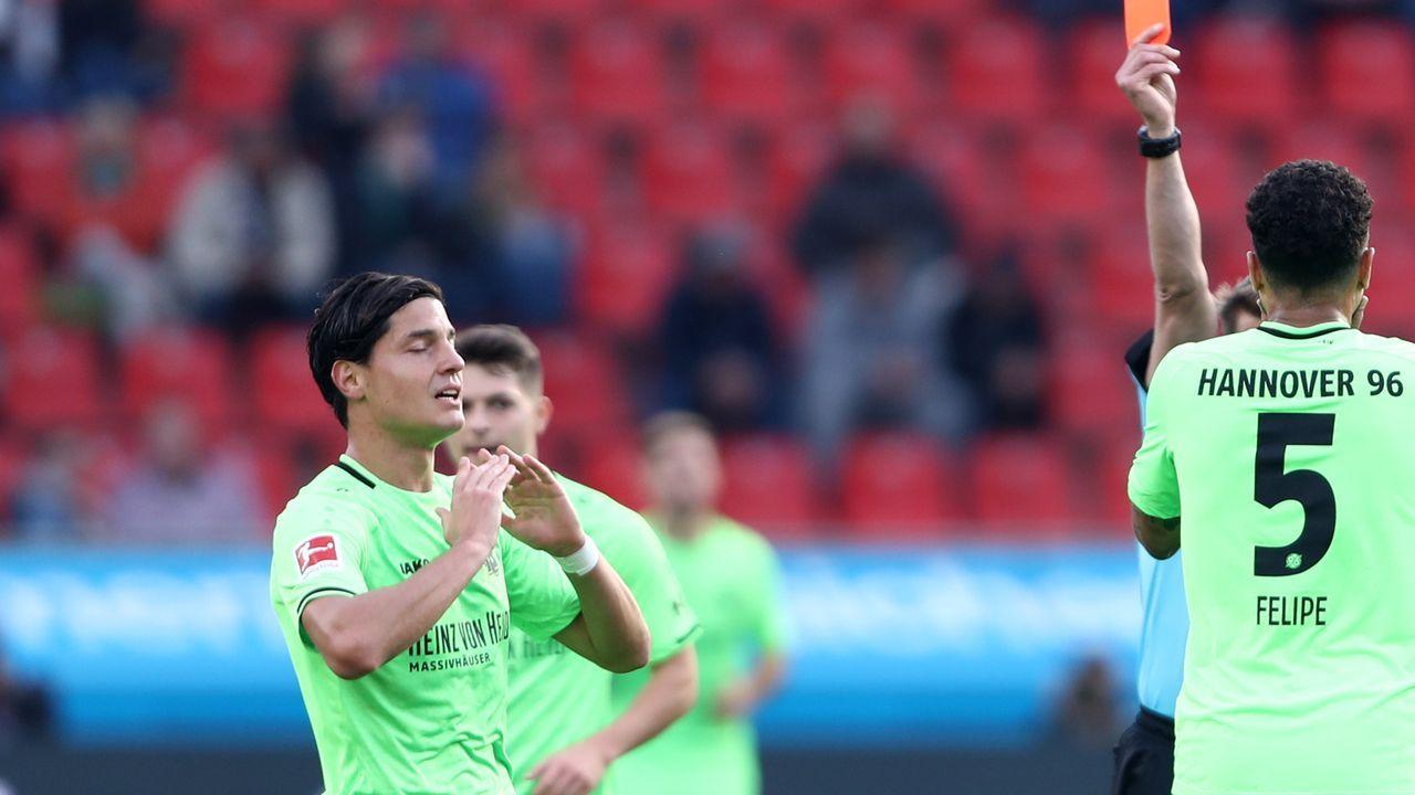 Platz 5 - Hannover 96 (73 Punkte) - Bildquelle: 2018 Getty Images