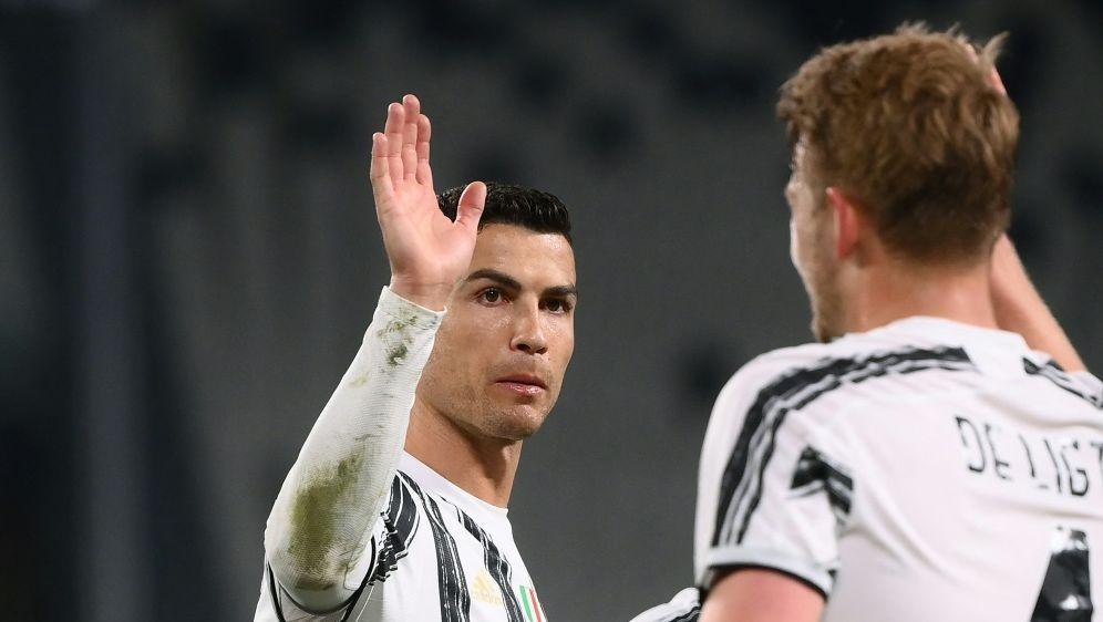 Juventus macht Punkte auf die Mailänder Klubs gut - Bildquelle: AFPSIDMARCO BERTORELLO