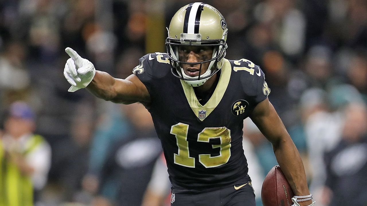 Michael Thomas (New Orleans Saints) - Bildquelle: 2019 Getty Images