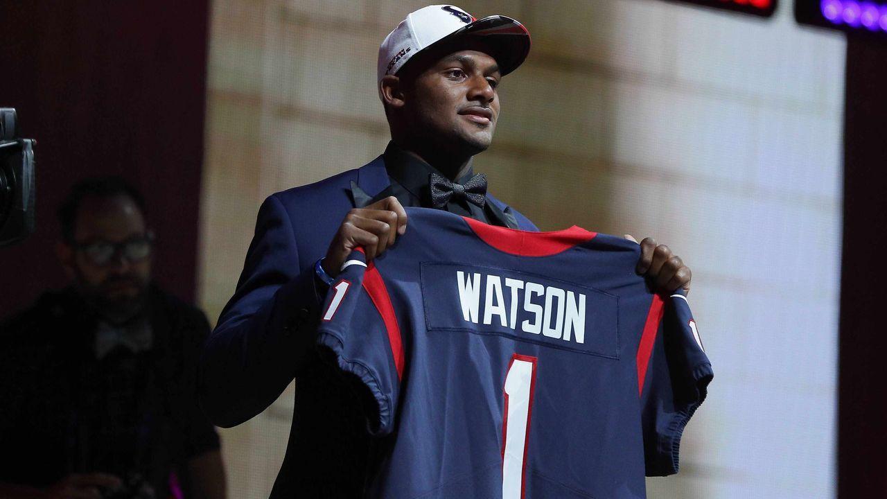 """Deshaun Watson: """"Die Bears haben nicht einmal mit mir gesprochen"""" - Bildquelle: imago"""