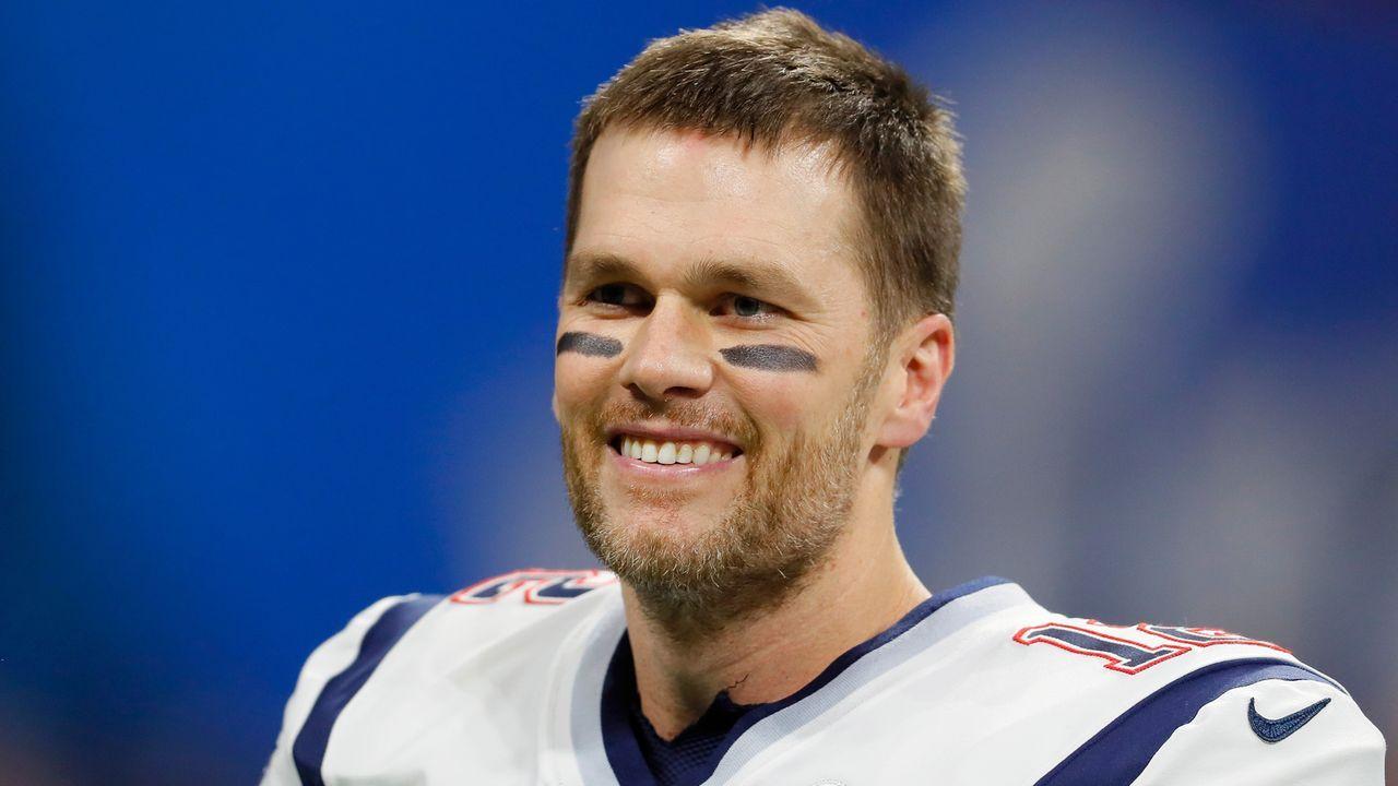 So viel verdiente Brady insgesamt - Bildquelle: 2019 Getty Images
