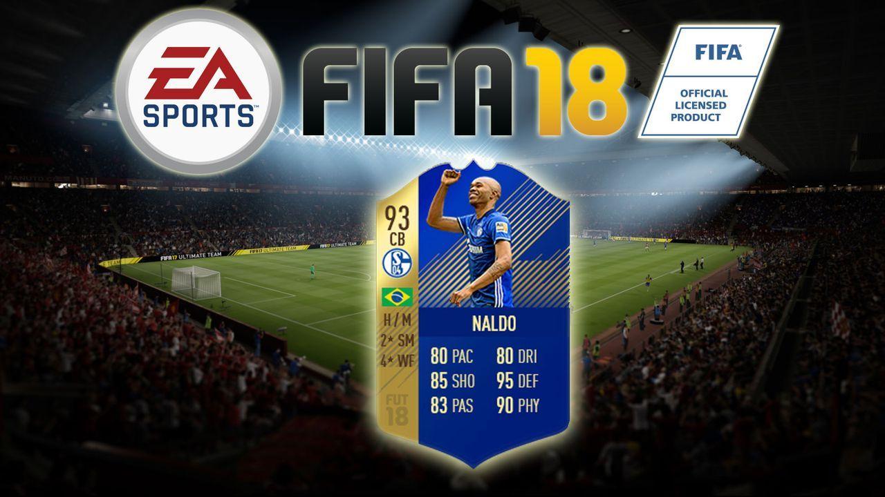 Reserve: Naldo - Bildquelle: EA Sports