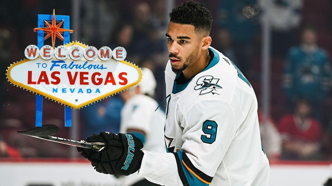 Vegas-Casino verklagt NHL-Star Evander Kane wegen 500.000 Dollar Spielschulden - Bildquelle: imago images/Icon SMI