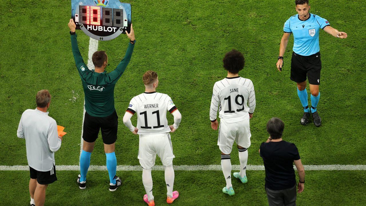 Timo Werner (Deutschland) - Bildquelle: Getty Images