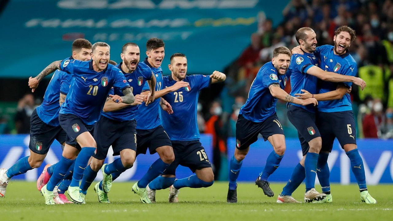 EM 2021: Sechs Gründe, im Finale für Italien zu sein - Bildquelle: imago images/Xinhua