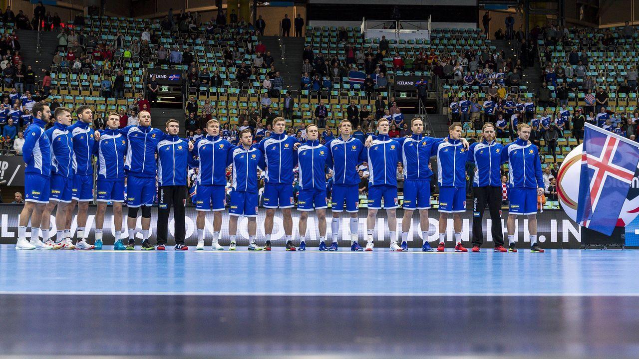 Island: Das Team - Bildquelle: imago/wolf-sportfoto