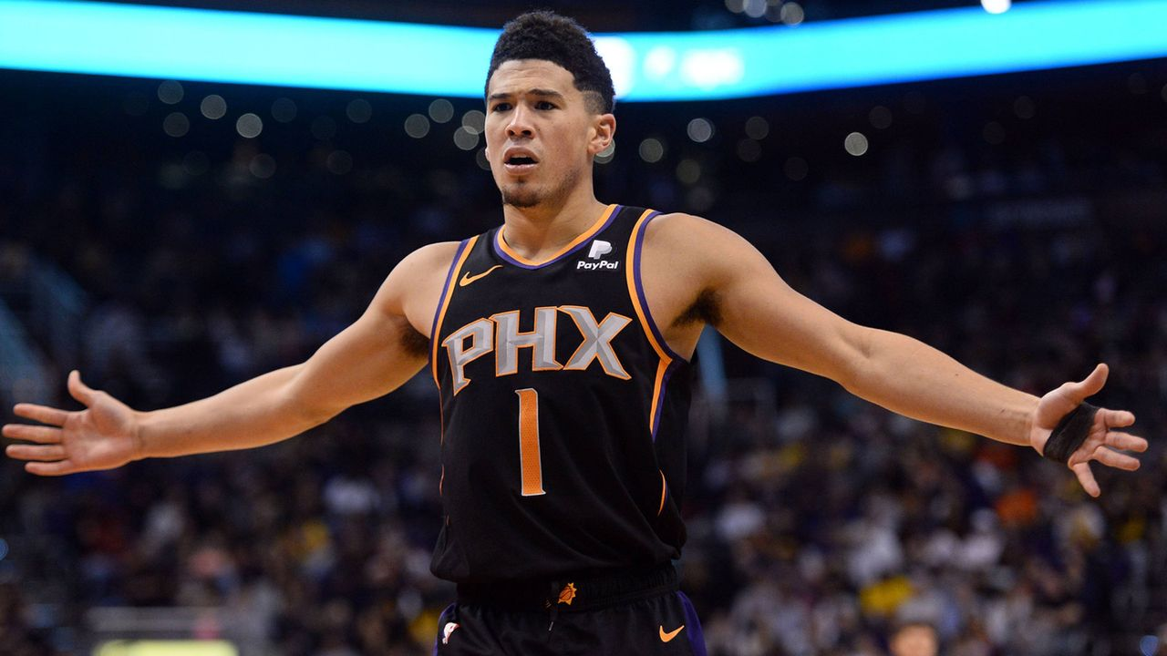 Platz 17: Phoenix Suns - Bildquelle: imago