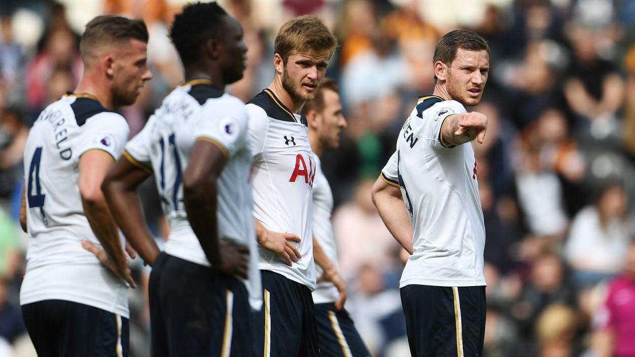 Tottenham Hotspur (Saison 2016/17) - Bildquelle: 2017 Getty Images