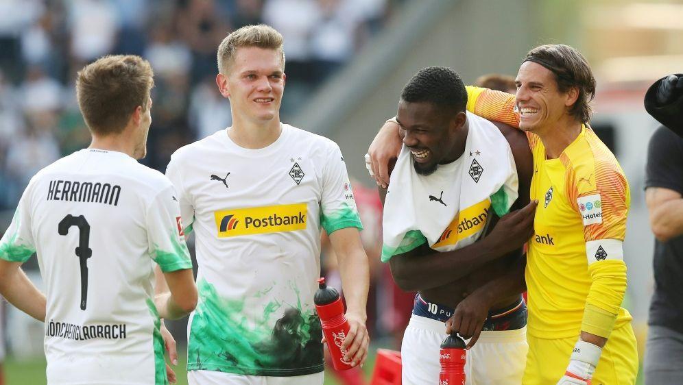 Mönchengladbach bezwingt Hoffenheim deutlich mit 3:0 - Bildquelle: FIROFIROSID