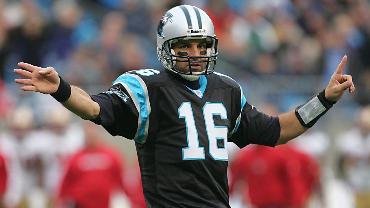 Vinny Testaverde (Quarterback) - 21 Saisons - Bildquelle: 2007 Getty Images