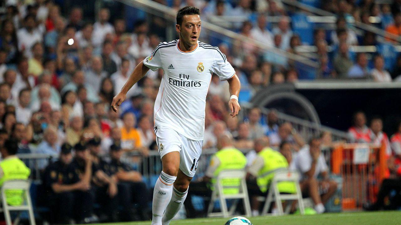Mesut Özil - Bildquelle: imago sportfotodienst