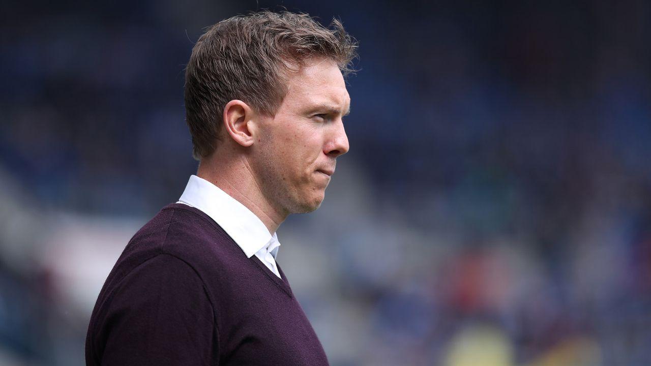 Ab Sommer raus/Neu: Julian Nagelsmann (TSG Hoffenheim/RB Leipzig) - Bildquelle: 2019 Getty Images