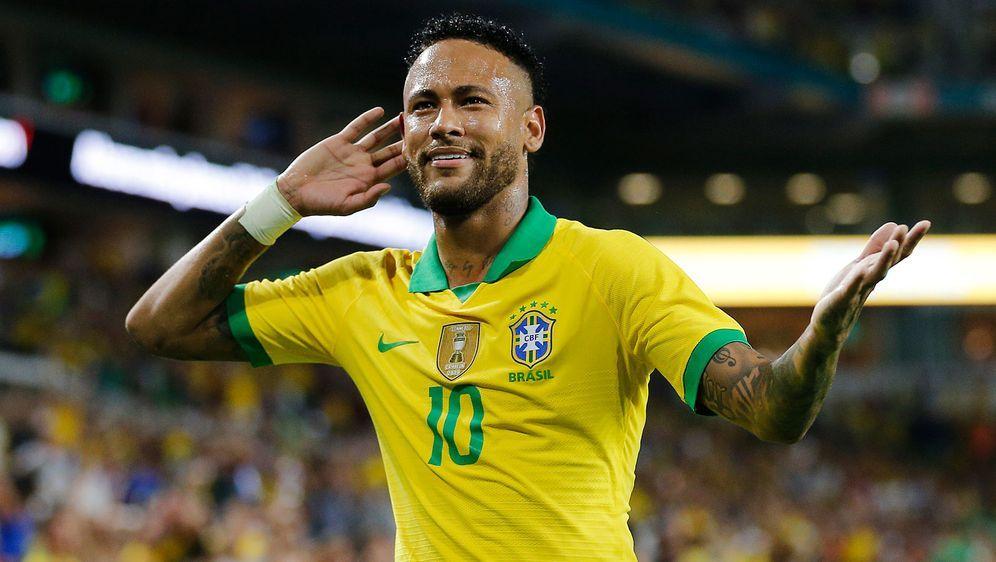 Neymar wurde vom Vergewaltigungsvorwurf freigesprochen. - Bildquelle: 2019 Getty Images