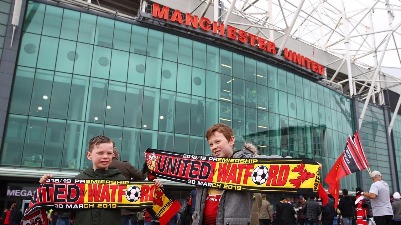 Platz 2: Manchester United - Bildquelle: 2019 Getty Images