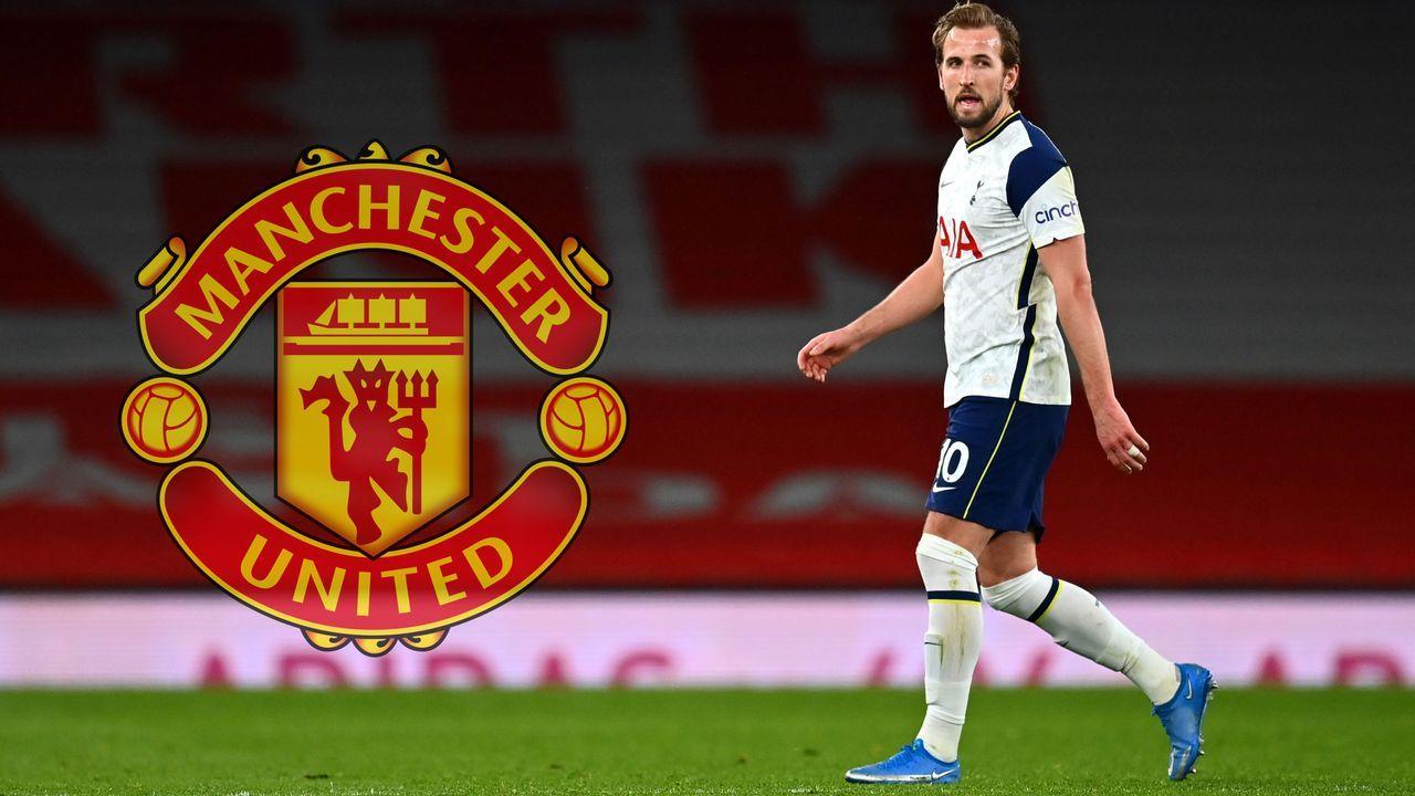 Harry Kane (Tottenham Hotspur) - Bildquelle: Dan Mullan/ Getty Images