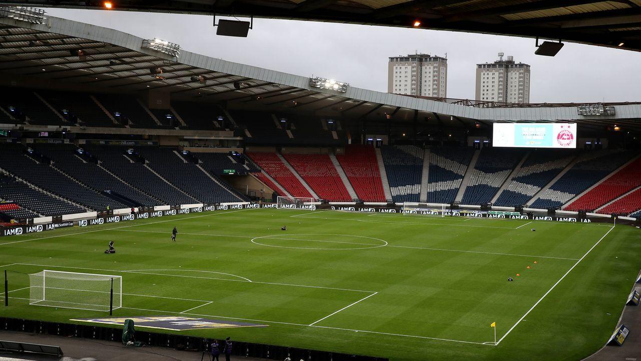 Glasgow - Hampden Park - Bildquelle: imago images/PA Images
