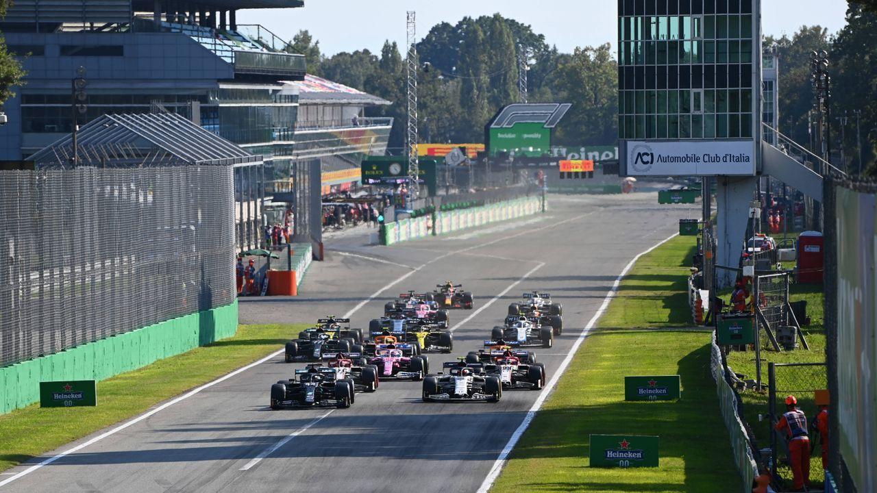 Autodromo Nazionale Monza (Italien) - Bildquelle: imago