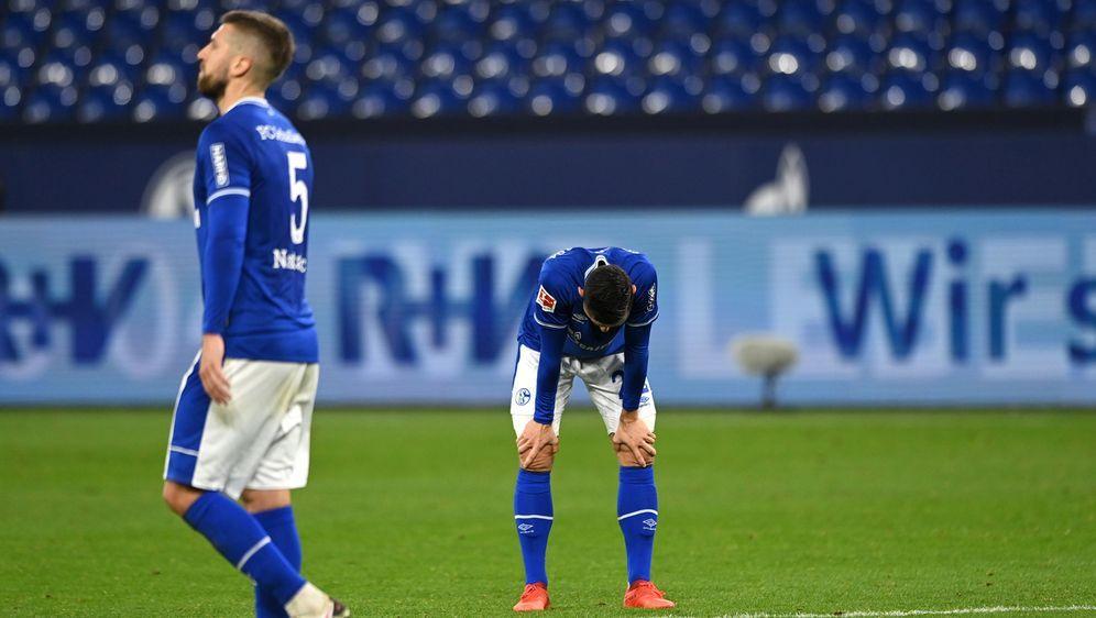 Die Stimmung auf Schalke ist angespannt. So soll es jetzt zu einem Eklat nac... - Bildquelle: 2020 Getty Images