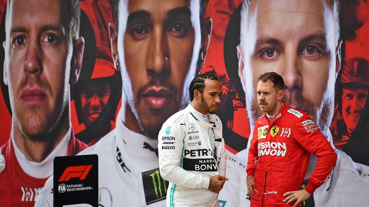Hamilton äußert Kritik an Regeln der F1 - Bildquelle: 2019 Getty Images