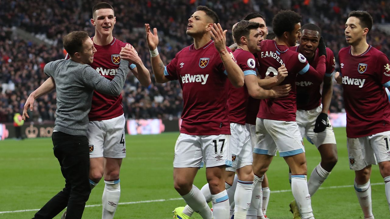 Platz 6 - West Ham United - Bildquelle: 2019 Getty Images