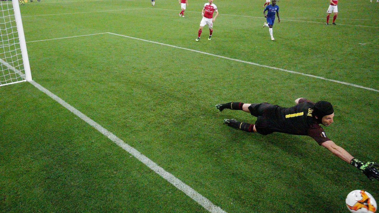 Petr Cech - Bildquelle: Getty