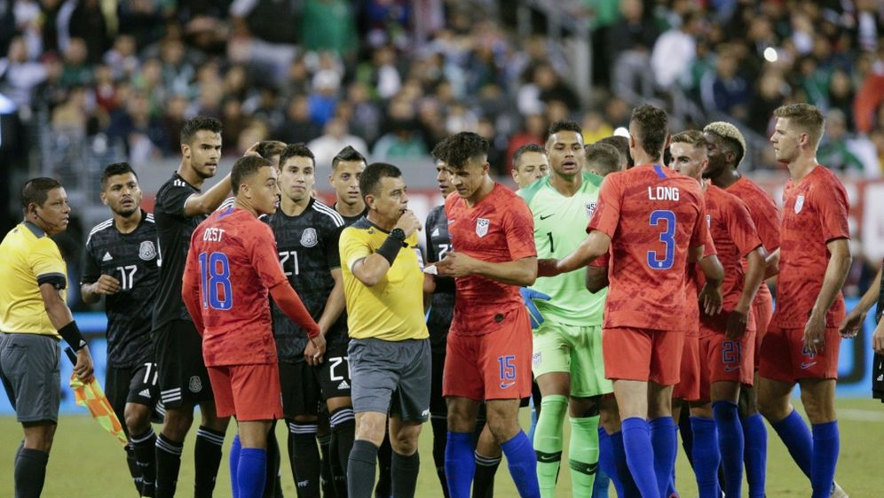 Usa Mit Bundesliga Quartett 0 3 Gegen Mexiko