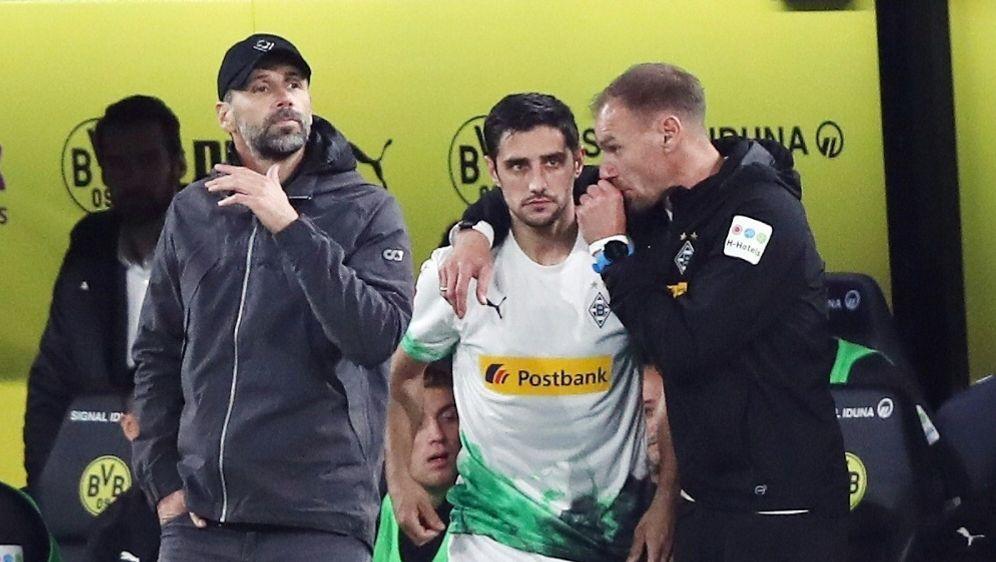 Im Spiel gegen Dortmund wurde Lars Stindl eingewechselt - Bildquelle: FIROFIROSID