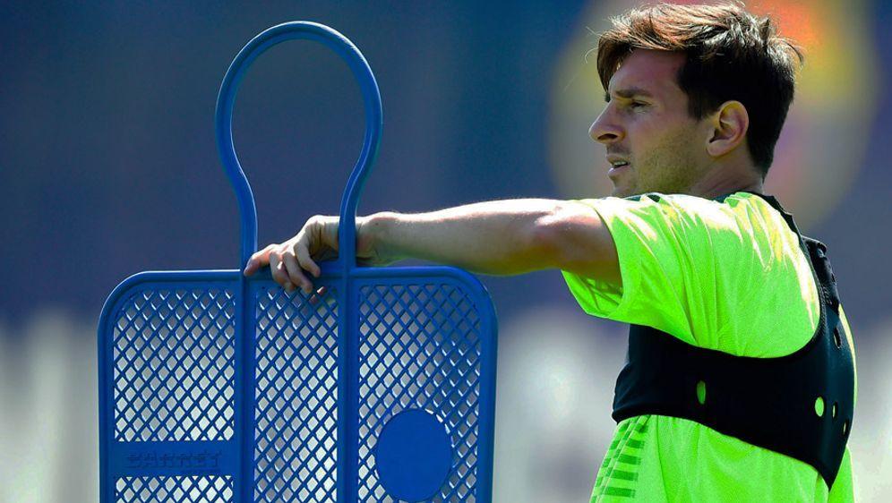 Lionel Messi gewann mit Barcelona viermal die Champions League. - Bildquelle: 2015 Getty Images