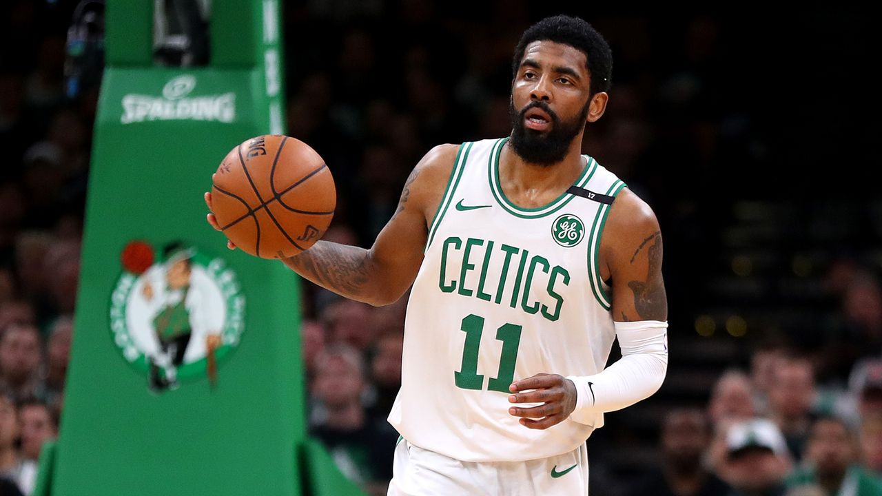 Option 2: Kyrie Irving - Bildquelle: 2019 Getty Images