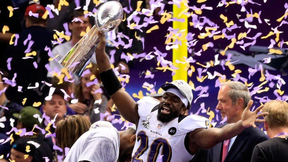 Der Super-Bowl bleibt bei SAT.1 ran! - Bildquelle: getty