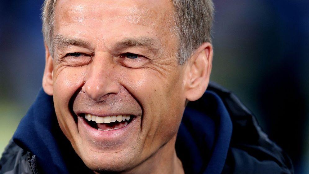EM: Klinsmann räumt DFB-Elf Chancen ein - Bildquelle: AFPSIDRONNY HARTMANN