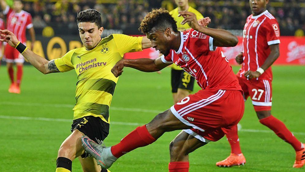 ran an den 29. Spieltag (16.04. bis 18.04.2021) der Fußball Bundesliga. - Bildquelle: Getty images
