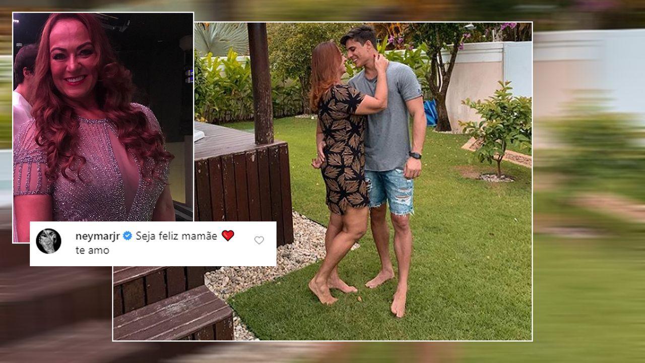 Neymars Mutter (52) liebt 22-Jährigen - Bildquelle: nadine.goncalves/instagram