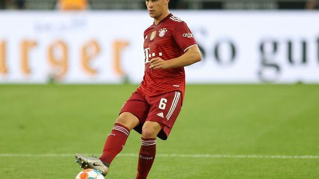 Bundesliga - Kimmich verlängert Vertrag beim FC Bayern bis 2025