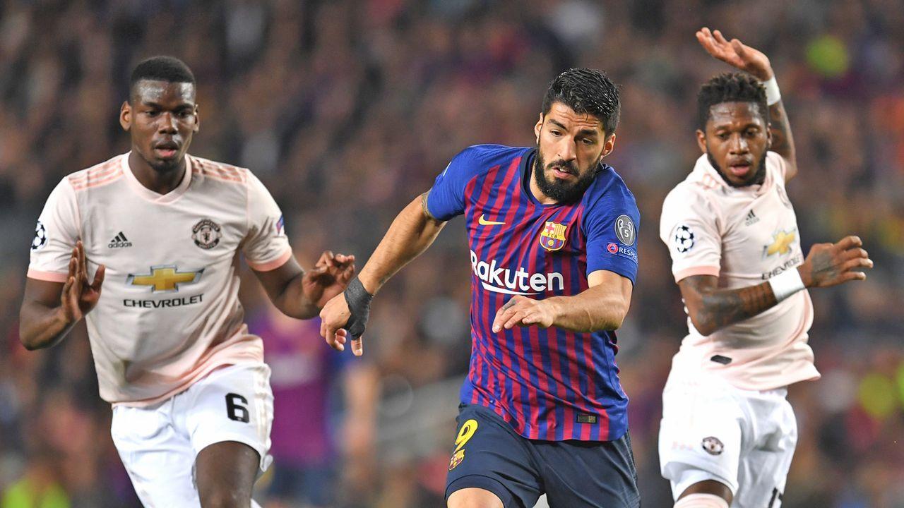 Platz 1: FC Barcelona - Bildquelle: 2019 Getty Images