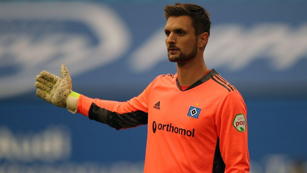 Sven Ulreich (Hamburger SV) - Bildquelle: 2021 Getty Images