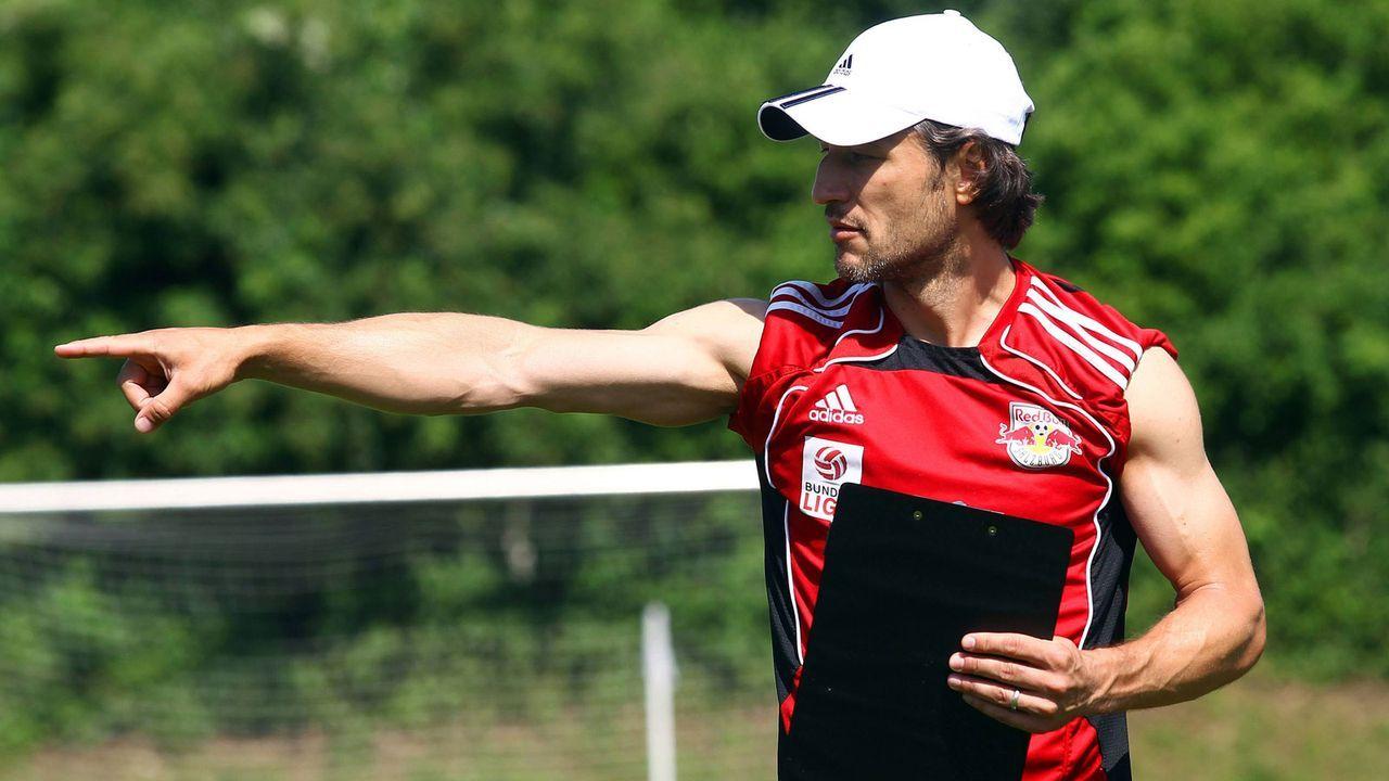 Kovac startete Trainerkarriere bei Leipzigs RB-Bruder - Bildquelle: imago sportfotodienst