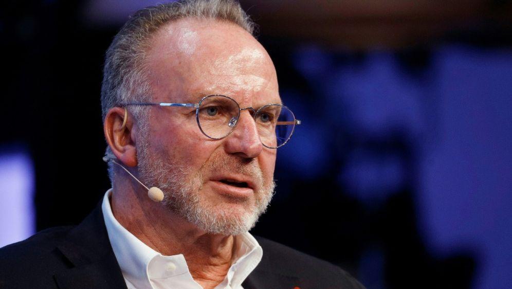 Karl-Heinz Rummenigge will fair mit FCB-Stars umgehen - Bildquelle: PIXATHLONPIXATHLONSID