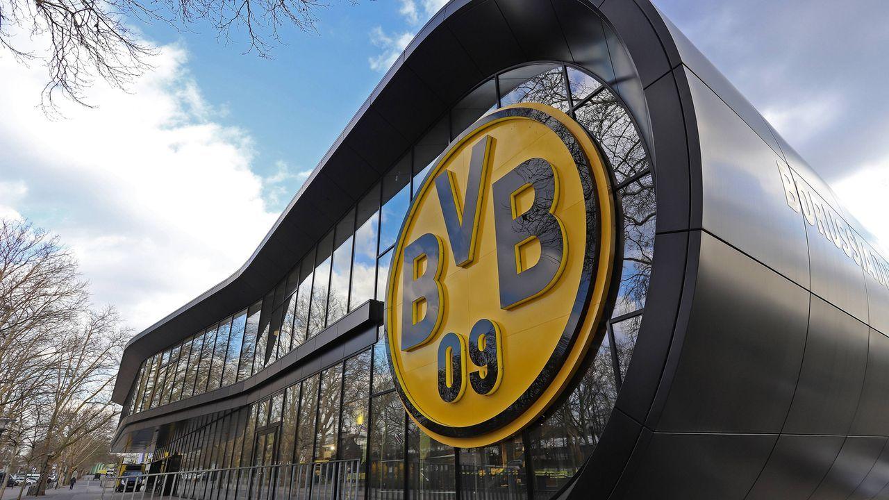 Platz 2: Borussia Dortmund - Bildquelle: imago images / Rene Traut