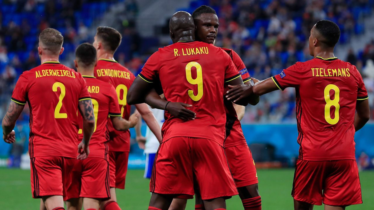 2. Platz: Belgien - Bildquelle: Getty Images