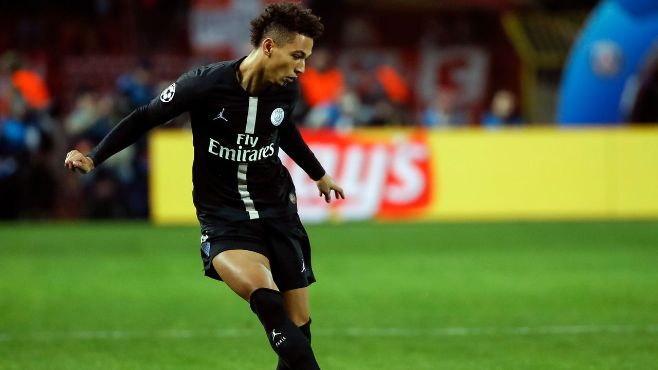 Platz 5 - Thilo Kehrer (Paris St. Germain) - Bildquelle: 2018 Getty Images