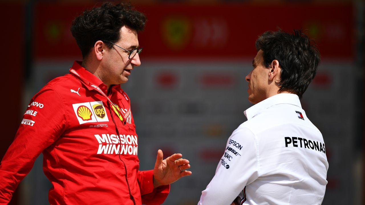 Teams müssen sich entscheiden - Bildquelle: 2019 Getty Images
