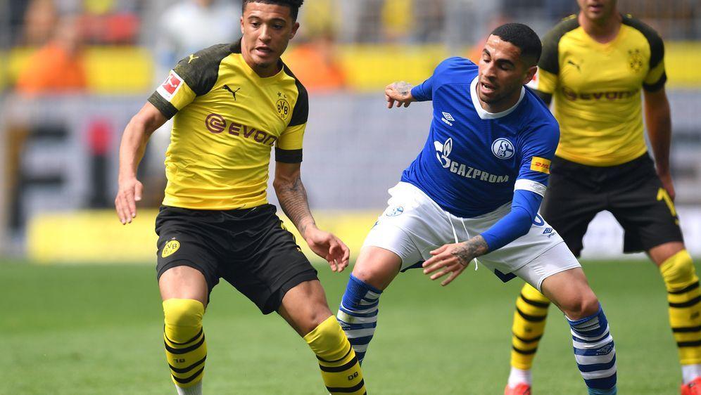 Die Bundesliga geht in die fünfte Runde. Gespielt wird von Freitag (23. Okto... - Bildquelle: Getty Images