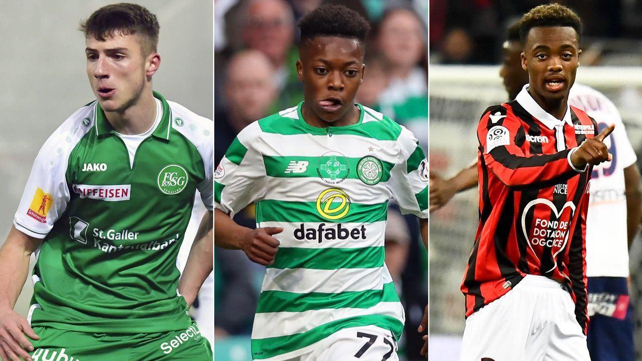 Europas Top-Ligen: Die jüngsten Debütanten der Fußball-Saison 2018/2019 - Bildquelle: Getty Images/Imago