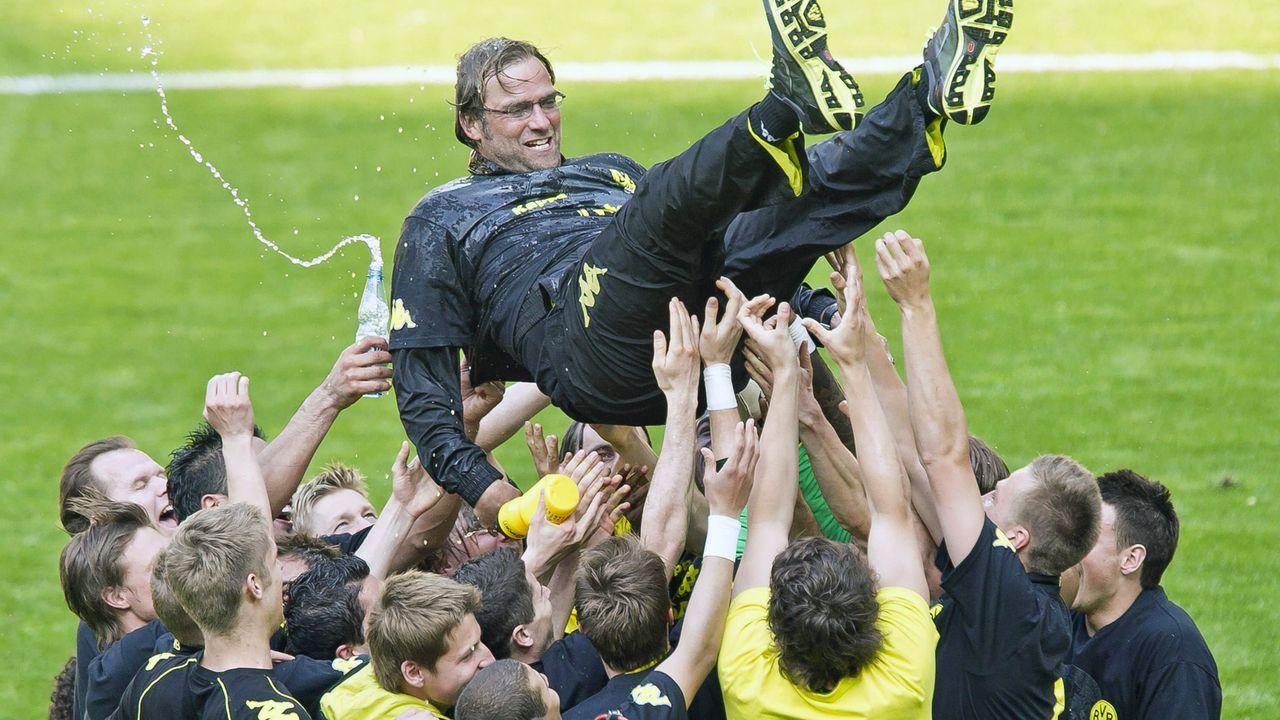 Jürgen Klopp - Bildquelle: imago sportfotodienst