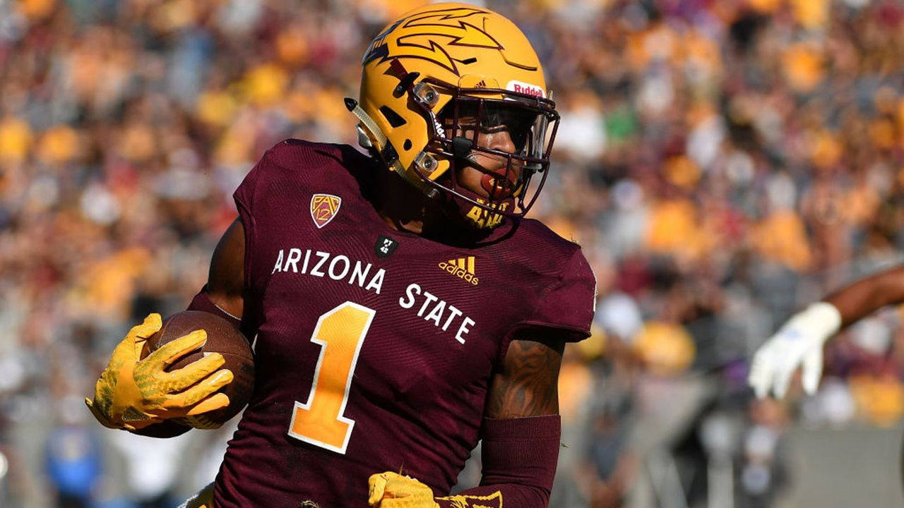 N'Keal Harry (Arizona State) - Bildquelle: 2018 Getty Images