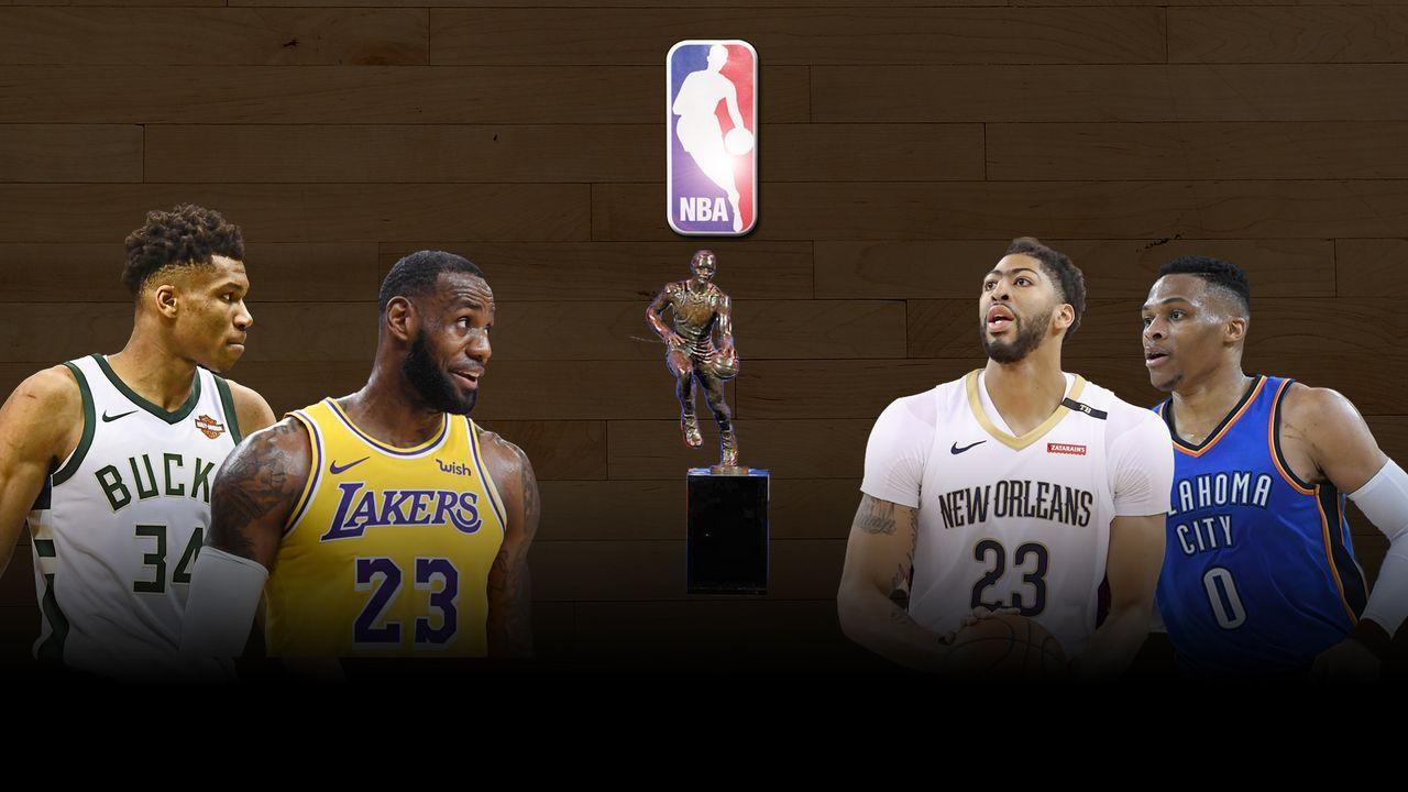 NBA: Die Top-Kandidaten für den MVP-Award 2018/19 - Bildquelle: Getty Images/Imago