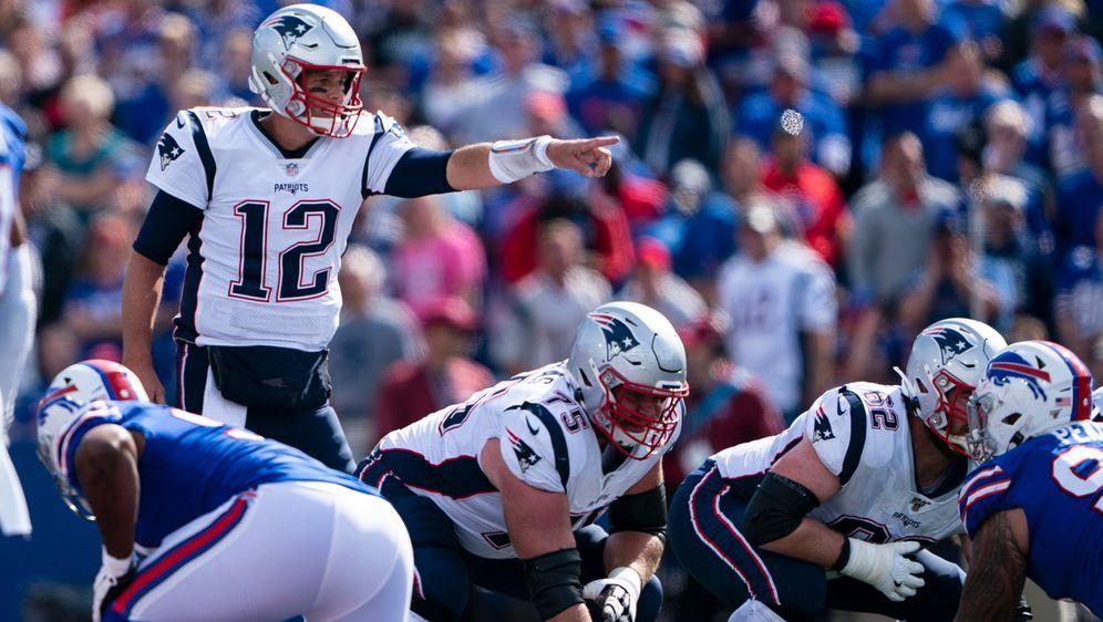 Tom Brady nimmt seine Mitspieler in die Pflicht. - Bildquelle: imago images/Icon SMI